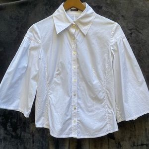 Magaschoni Collection Blouse White